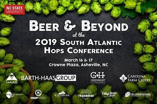 2019 South Atlantic Hops Conference