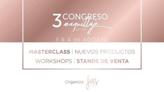 3er Congreso de Maquillaje Del NEA