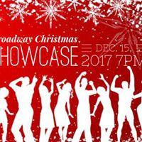 Broadway Christmas Showcase