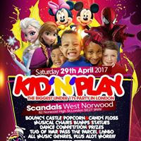 Kid N Play  The Big Under 11s Party