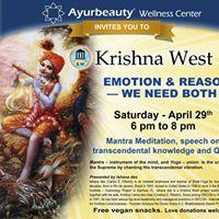 Bhakti Yoga Emotion &amp Reason -we need both-