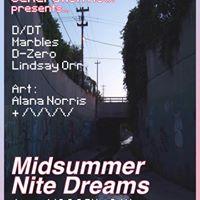 Dance Party Midsummer Nite Dreams