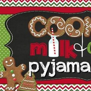 Cookies Milk & Carols Pyjama Party