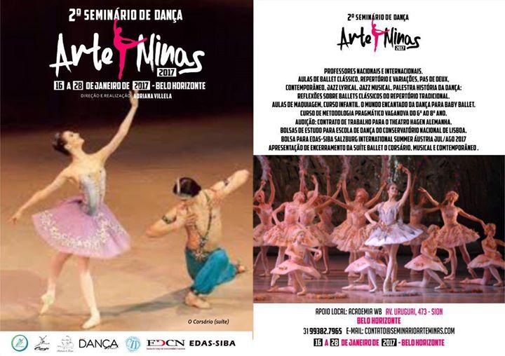 Curso de Ferias Seminario Arte Minas 2017