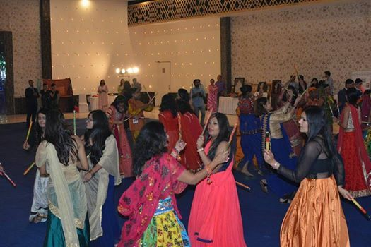 Dance Dandiya Raas 2018