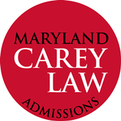 University of Maryland Carey School of Law Admissions