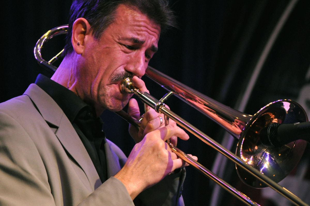 New World School Jazz Orchestra with Special Guest Trombonist John Fedchock