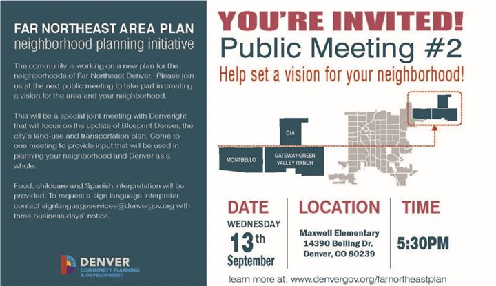 Far northeast area plan public meeting 2 at maxwell elementary far northeast area plan public meeting 2 malvernweather Images