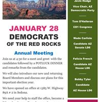 DORR Annual Meeting And Meet And Greet