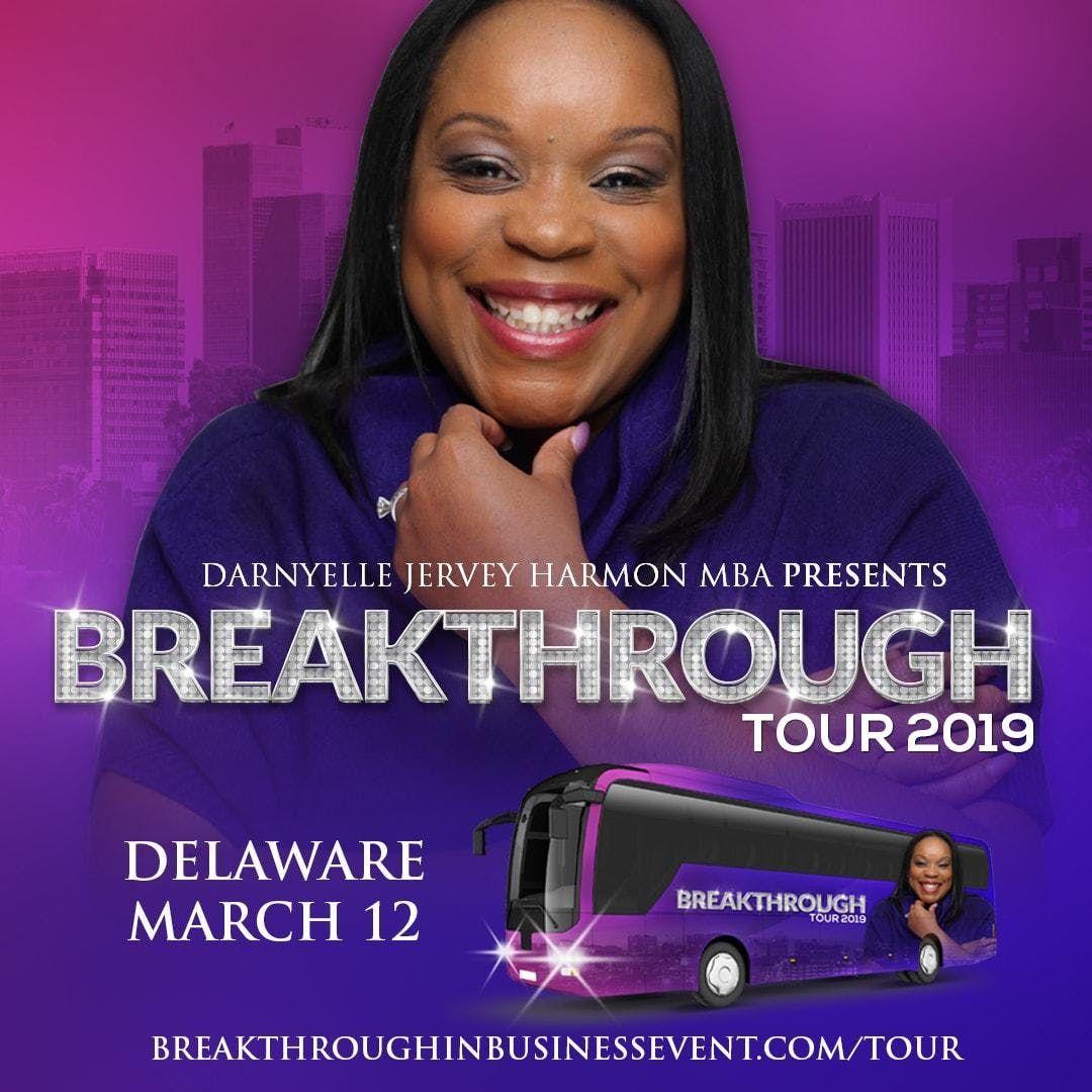 The Breakthrough Tour 2019 - Delaware
