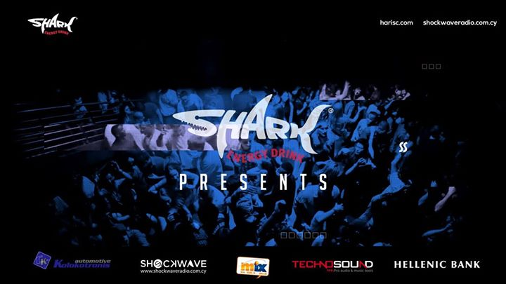 Shark Energy Drink Presents Haris C & Tenishia