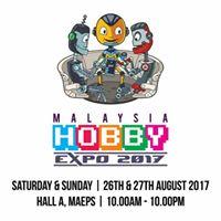 Pameran Lencana Sekolah at Malaysia Hobby Expo 2017