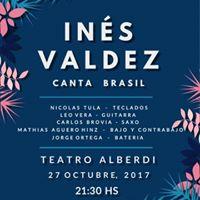 INES Valdez - Canta Brasil