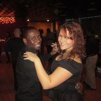 Salsa Latin Hustle Dance Party Free Classes Sat. October 21st