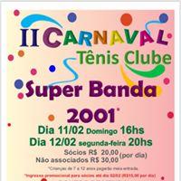 II Carnaval Tnis Clube