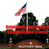 Knightdale Town Council Candidate Meet &amp Greet