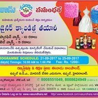 Learn Designer candle making in Uppal Hyderabad