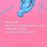Festival International du Lied Abschlusskonzert