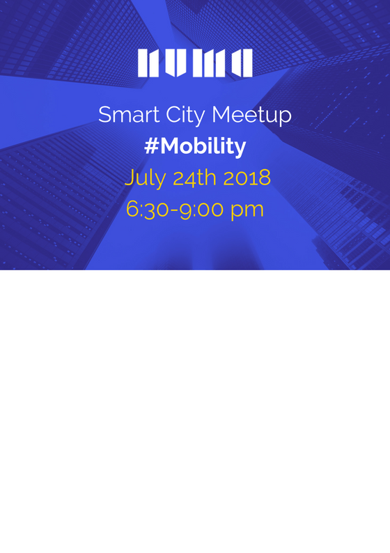 NUMA Smart City Meetup Mobility
