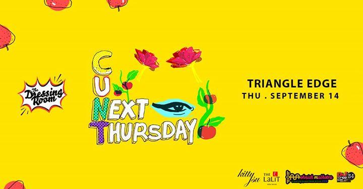 CU Next Thursday Feat. Triangle Edge