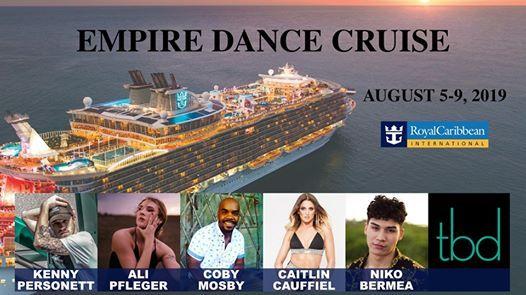 Empire Dance Cruise