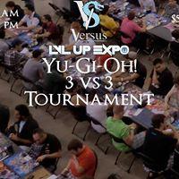 Lvl Up Expo Presents 3 VS 3 Tournament