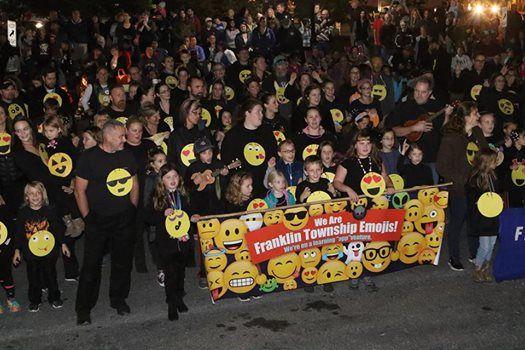 gettysburg community halloween parade