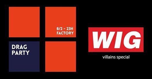 WIG Villains 82