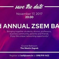 3rd ZSEM Annual Ball