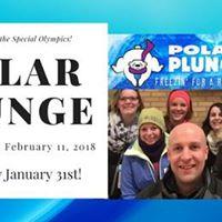 RYP Volunteers Polar Plunge
