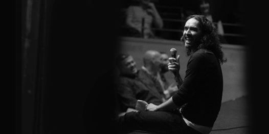 Fresh Start Recovery Centre Presents Russell Brand Comedy Event