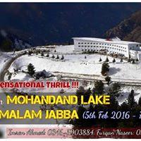 3 Day Sensational Trip at Sawat Malam Jabba &amp Mohandand Lake