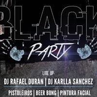 Black Party - Open Bar