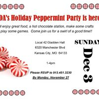 MDA 2017 Holiday Party