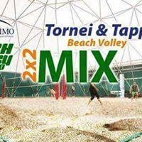 Torneo 2x2 Mix BVC - Pomeriggio