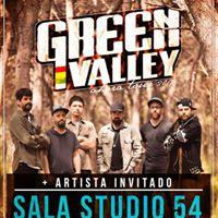 Green Valley  Artista invitado