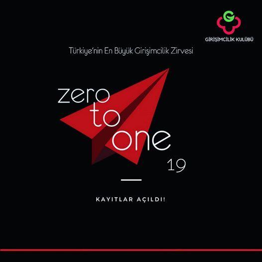 Zero To One19 Giriimcilik Zirvesi