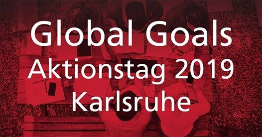 Global Goals Aktionstage 2019 - Karlsruhe