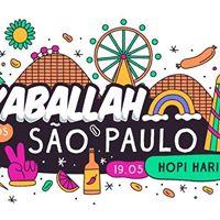Excurso - Kaballah Festival (Hopi Hari) Open Bar