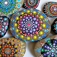 Joyful mandala workshop vivel