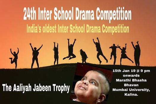 24th Inter School Drama Competition