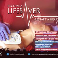Milton Keynes  CPR Training with British Heart Foundation