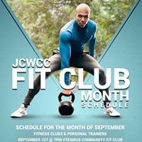 JCWCC Fit Club Month