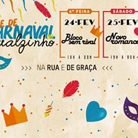 Bailes de Carnaval no Rivalzinho