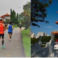 Mid Autumn Run at Chinese Garden