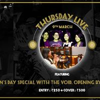 Womens Day Special with The Void Opening by Trishna Shenai.