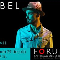 Show Abel Pintos - Gira11