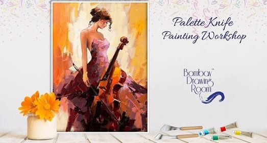 Palette Knife Painting Workshop Khar
