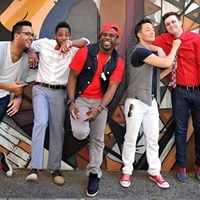 American vocal ensemble The Exchange