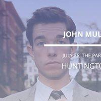 John Mulaney in Huntington